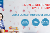 Top Ten Pre-Schools across India