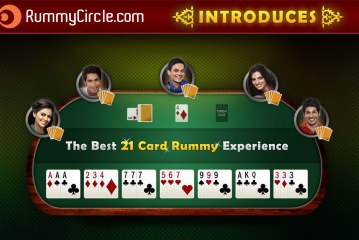 Top Ten Online Rummy Playing sites in India