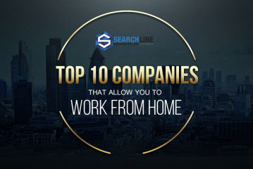 Top 10 companies that allow you to work from home