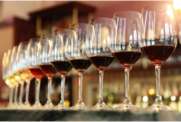 Cheers to benefits of healthy glass of wine