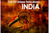 Top 10 Unique Facts About India