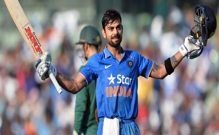 Virat Kohli: 10 Things You Want to Know About Him!