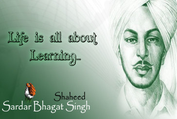 Top 10 Inspirational Quotes by Bhagat Singh