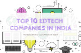 Top 10 Indian edtech companies