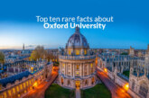 Top ten rare facts about Oxford University